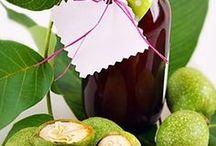 Likéry - ořechovka