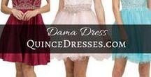 Dama Dress   QuinceDresses.com