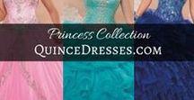 Princess Collection   QuinceDresses.com