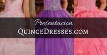 Presentacion   QuinceDresses.com