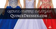 QUINCE COUTURE DESIGNS