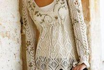 Pletení - svetry a halenky