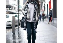Street Style Winter / Street Style for the chilling days