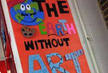 Art Time / We've pinned some interesting art-related masterpieces we found especially eye-catching!  So if you're an art teacher or you're incorporating art projects into your lesson plan for another topic, you can look here for ideas. / by Horace Mann Insurance