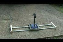 DIY Film Equipment / Glidecam / Steadicam / Jib / Crane Arm / Dolly and Track