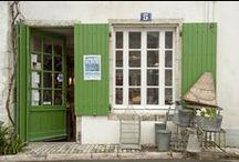 Shop - Ré Island (5, petite rue de la Raigon 17670)