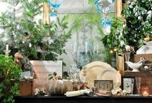 Displays - Heure Bleue Antiques.com