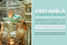 Heure Bleue Antiques.com - Communication