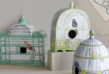 Bird houses / Casette per uccelli