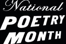 April showers bring may flowers and National Poetry Month! / April is National Poetry Month.  Feel free to re-pin these poems if you like them! / by Horace Mann Insurance