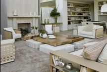 Living and Basement / by Michelle