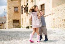 Moda infantil Verano 2013 / Cada temporada Kitipongo ofrece nuevos diseños que sorprenden a los niños y a sus padres. nos inspiramos en niños traviesos, pillos, aventureros...