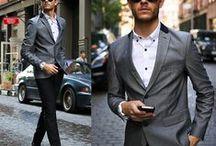 gentleman style / by Cathy Saphyr Dumais