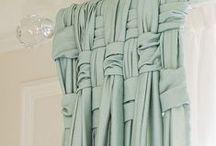 Cortinas / Vestir las ventanas es algo imprescindible en cualquier casa, no crees?