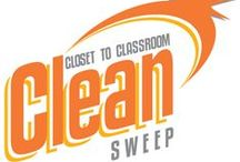 Closet to Classroom Clean Sweep contest / Educators -- you deserve a clean sweep of your closet and classroom!  Our educator contest is open March 17-30 and we've included tips in our board for spring cleaning, organization and wardrobe tips for educators.  You may pin any of these images!   Enter our contest here - http://woobox.com/mqfkib / by Horace Mann Insurance