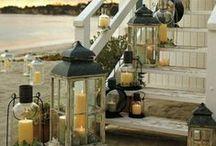 candles / Inspiración sobre velas #diy