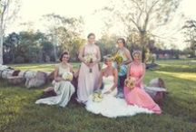 WFML 2014 Bridesmaids / When Freddie met Lilly Bridesmaid Collection
