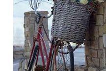 old   bycicle / Παλια    ποδηλατα   του  παππου.