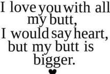True. / Funny things.