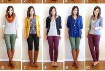 A Teacher's Wardrobe / Fun, fashionable outfits for teachers / by Horace Mann Insurance