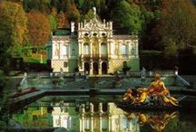 German castles and palaces / All the beautiful castles and opulent palaces to visit throughout Germany