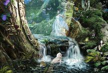 Fantasy land / Let's dive into fantasyland ➰