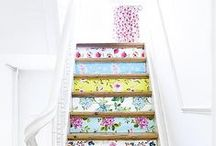 Home inspiration / There's no place like home, so here are some of our favourite pics, offering inspiration for adding a crafty touch to your house.