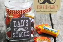 Father's Day / Crafty gift ideas for your children to make this Father's Day
