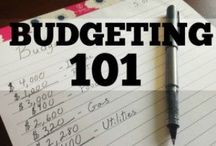 Budgeting / Budgeting basics, news ways to plan your finances and ways to be awesome stewards with your personal finances!