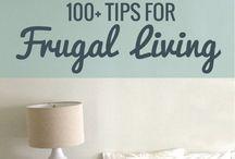 Frugality Fun / Minimalist living, fun ways to save money, frugal finances!