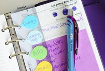 List Love, Planner Paradise & Smart Schedules / If you love lists, planners, schedules and to-do's, this is the board for you!