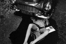 Jeanloup Sieff / by Cathy Saphyr Dumais