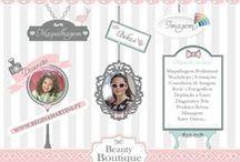 """Beauty Boutique Fortaleza / Beauty Boutique Fortaleza, e um espaço dedicado à Imagem, Maquilhagem, Beleza e Bem-Estar. É um verdadeiro """"Castelo Encantado"""", onde tudo se transforma e ganha cor, onde os sonhos se tornam realidade e nos sentimos como umas verdadeiras princesas. ;)"""