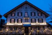 Hotel Olden, Gstaad / Bedroom bliss in Switzerland. And So To Bed's Handel bed features in Fabiana Ecclestone's fabulous alpine escape The Hotel Olden in Gstaad. Take us there now!