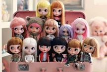 Blythe Dolls / Blythe Dolls & Enchanted Dolls