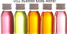 Essential oils / carrier oils