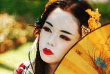 Geisha & Chinese