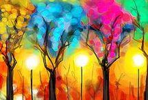 Colorfull art