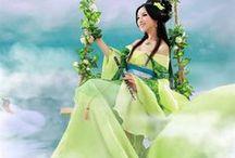 Asian oriental art