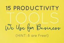 Productivity / Great ideas to inspire a more productive you in all aspects of your life.