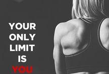 FITNESS MOTIVATIONAL QUOTE / Best fitness and crossfit motivational quotes. Le migliori frasi motivazionali relative al fitness e al crossfit.