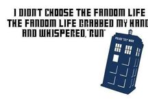 Doctor Who / We're all stories in the end, just make it a good one, eh?