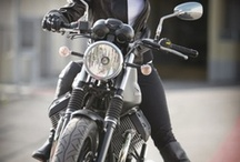 Motorcycle fashion / A bit of inspiration on what to wear each day on the bike