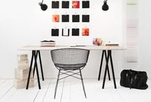 INTERIORS - Workspace
