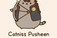 Pusheen / Pusheen the cat