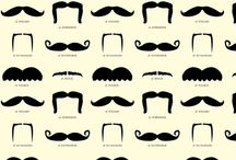 mustaches / do you love mustaches??? you do! follow my board then!