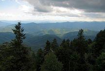 Asheville | Outdoors / Local outdoor destinations and recreation near Asheville, North Carolina.