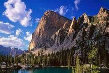 Boise | Outdoors / Local outdoor destinations and recreation near Boise, Idaho.
