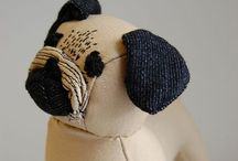 Quirky Soft Toys for Kids / Cuddlies, you can't beat offbeat handmade originals!