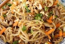 Asian Recipes / One of my favorite cuisines to make and eat at home.